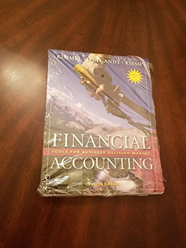 9780471942627: Financial Accounting: Tools for Business Decision Making (Wiley Desktop Editions)