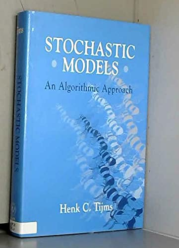 9780471943808: Stochastic Models: An Algorithmic Approach (Wiley Series in Probability and Statistics - Applied Probability and Statistics Section)