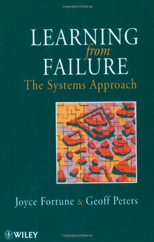 9780471944201: Learning From Failure--The Systems Approach