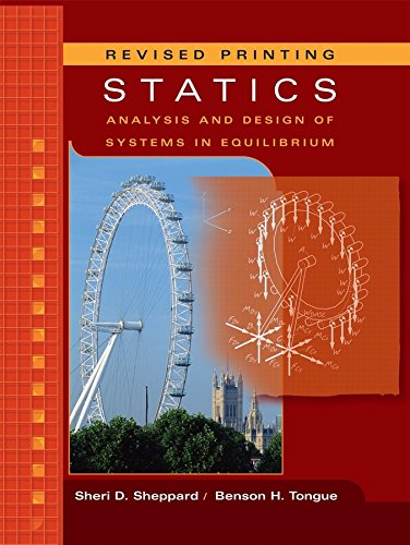 9780471947219: Statics: Analysis and Design of Systems in Equilibrium