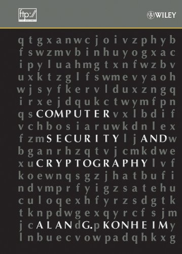 Computer Security and Cryptography: Konheim, Alan G.