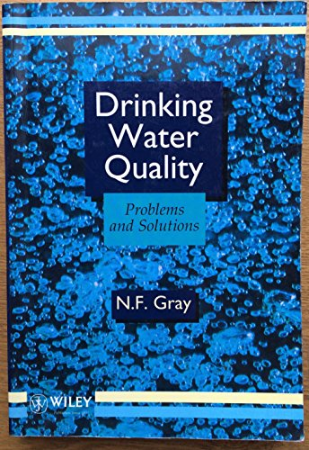 9780471948186: Drinking Water Quality: Problems and Solutions