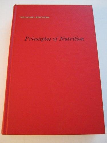 9780471949756: Principles of Nutrition