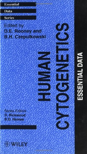 9780471950769: Human Cytogenetics: Essential Data