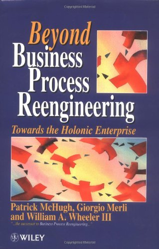 9780471950875: Beyond Business Process Reengineering: Towards the Holonic Enterprise