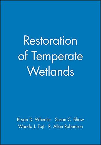 Restoration of Temperate Wetlands (Hardback)
