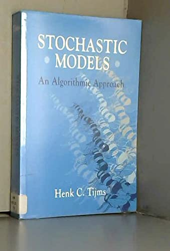 9780471951230: Stochastic Models: An Algorithmic Approach (Wiley Series in Probability and Statistics - Applied Probability and Statistics Section)