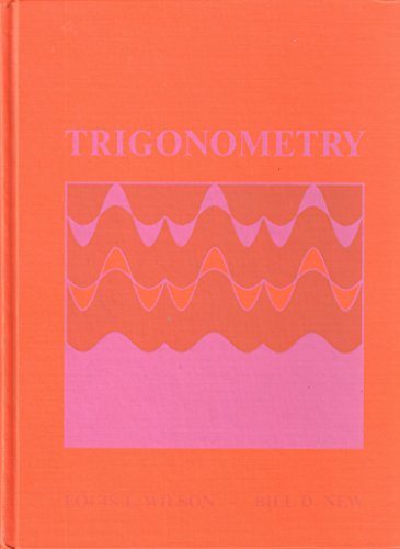 Modern Trigonometry: Todd Wilson