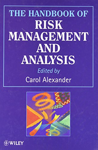 9780471953098: The Handbook of Risk Management and Analysis