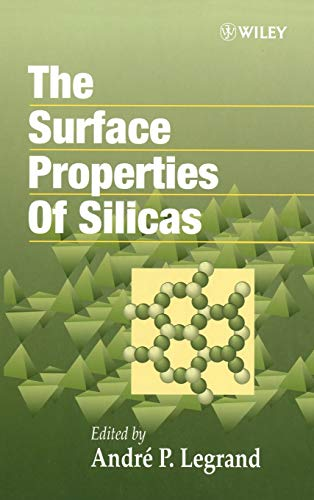 9780471953326: The Surface Properties of Silicas
