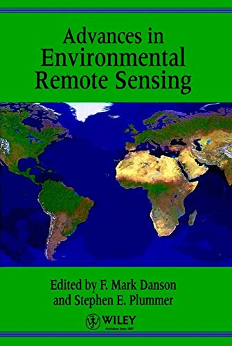Advances in Environmental Remote Sensing (Hardback)