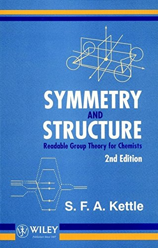 9780471954767: Symmetry & Structure 2e: Readable Group Theory for Chemists