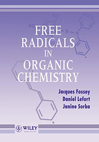 9780471954965: Free Radicals in Organic Chemistry