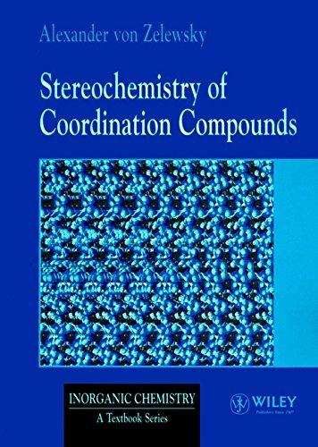 9780471955993: Stereochemistry of Coordination Compounds
