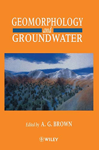 9780471957546: Geomorphology and Groundwater