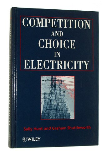 9780471957829: Competition and Choice in Electricity