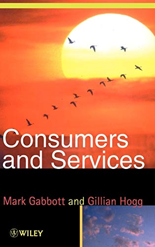 Consumers And Services (Hb)
