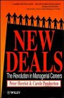 New Deals: The Revolution in Managerial Careers (0471957992) by Peter Herriot; Carole Pemberton