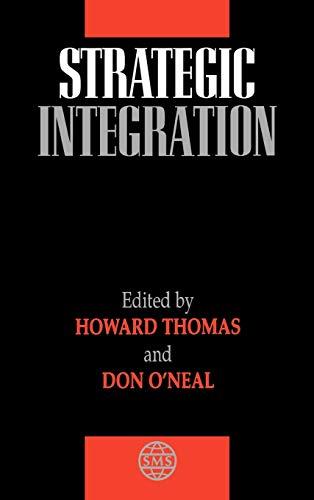 9780471958062: Strategic Integration