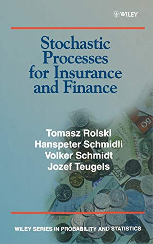 9780471959250: Stochastic Processes for Insurance C (Wiley Series in Probability and Statistics)