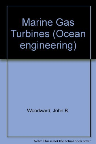 9780471959625: Marine Gas Turbines (Ocean engineering)