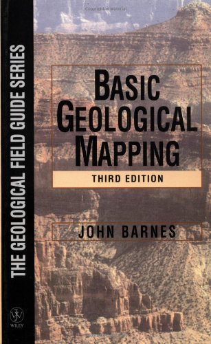 9780471960317: BASIC GEOLOGICAL MAPPING. 3rd edition, édition en anglais (Geological Field Guide)