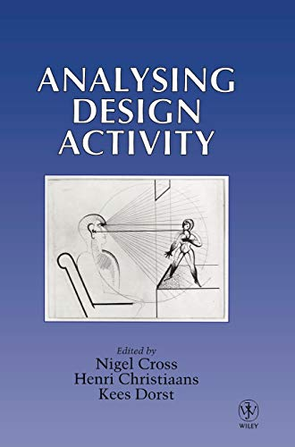 9780471960607: Analysing Design Activity