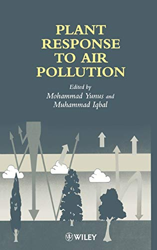 Plant Response to Air Pollution (Hardback)