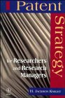 9780471960959: Patents Strategy: For Researchers and Research Managers