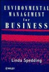9780471961505: Environmental Management for Business, 2nd Edition