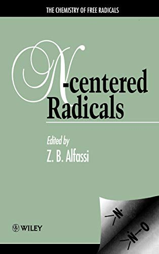 The N-Centered Radicals (Hardback)