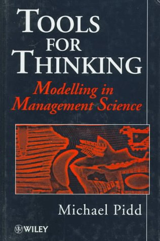 9780471964551: Tools for Thinking: Modelling in Management Science