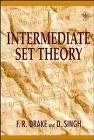 9780471964964: Intermediate Set Theory