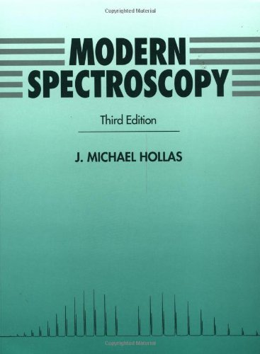 9780471965237: Modern Spectroscopy