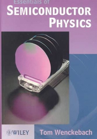 9780471965404: Essentials of Semiconductor Physics