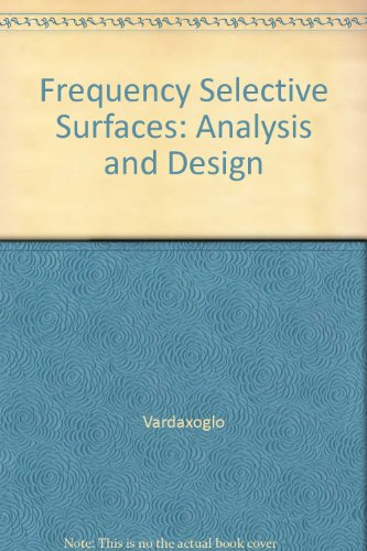 9780471965503: Frequency Selective Surfaces: Analysis and Design