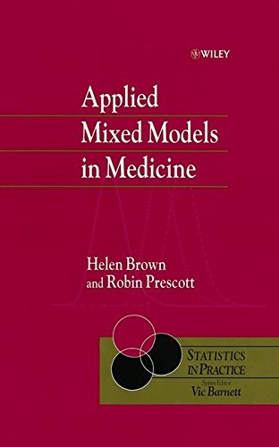 9780471965541: Applied Mixed Models in Medicine