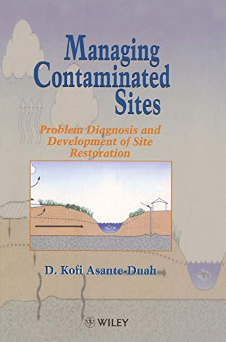 Managing Contaminated Sites: Problems and Development of: D. Kofi Asante-Duah