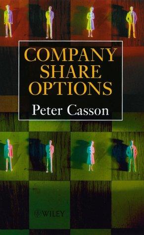 9780471966593: Company Share Options