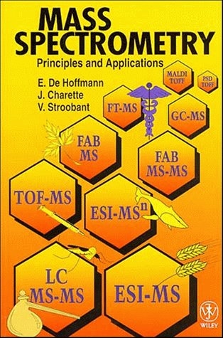 9780471966975: Mass Spectrometry: Principles and Applications