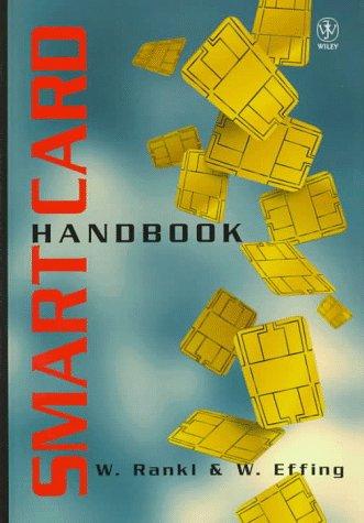 9780471967200: Smart Card Handbook (Blackwell Companions in Cultural Studies)