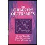 9780471967330: Chemistry of Ceramics