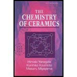 9780471967330: The Chemistry of Ceramics