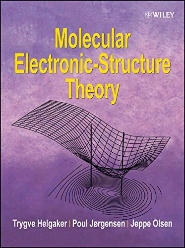 9780471967552: Molecular Electronic-Structure Theory