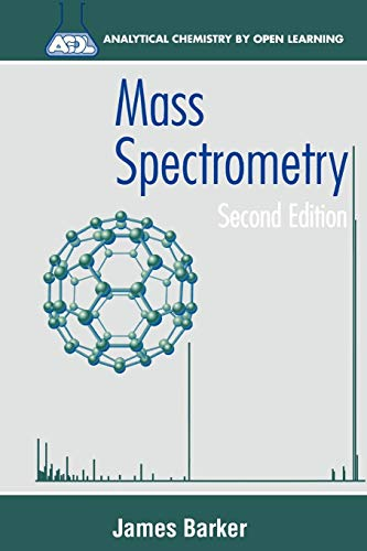 9780471967620: Mass Spectrometry: Analytical Chemistry by Open Learning