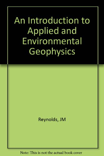 9780471968023: An Introduction to Applied and Environmental Geophysics