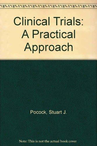 9780471968832: Clinical Trials: A Practical Approach