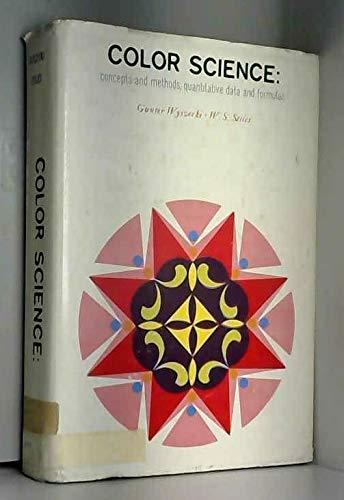 Color Science Concepts : Concepts, Methods and: Wyszecki, Gunter; Stiles,