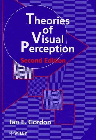 9780471969334: Theories of Visual Perception