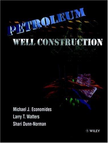 9780471969389: Petroleum Well Construction
